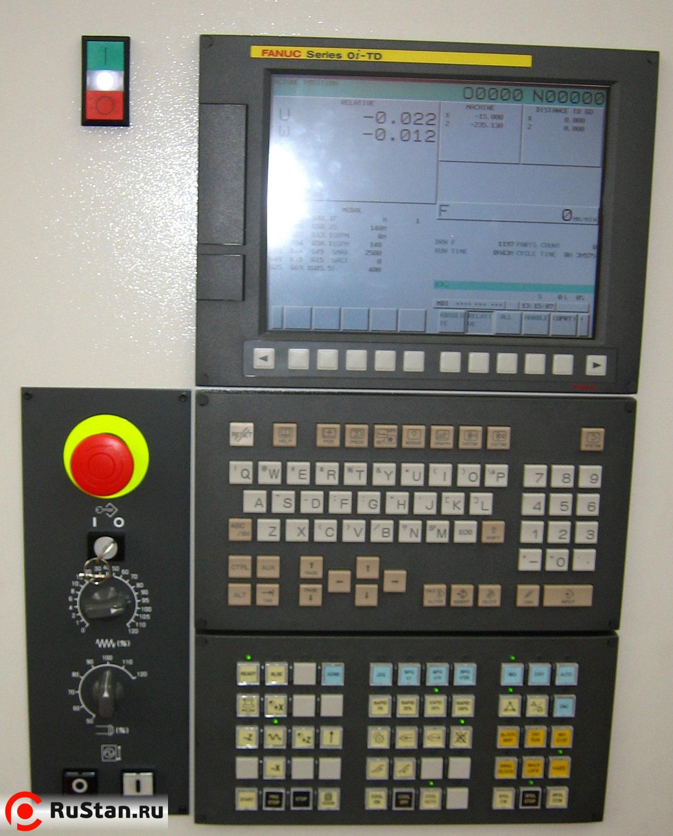 Структурная схема системы чпу мод fidia isograph